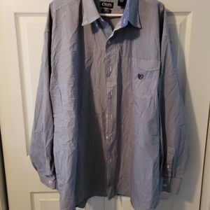 Men's Long Sleeve Button Up Dress shirt